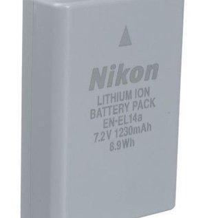 Nikon Accessoires Nikon EN-EL14a lithium-ion batterij