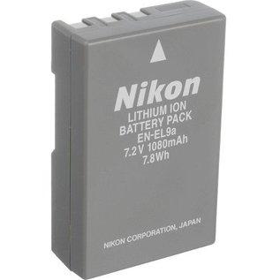 Nikon Accessoires Nikon EN-EL9a lithium-ion batterij