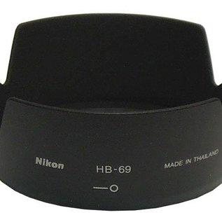 Nikon Accessoires HB-69 zonnekap voor Nikon AF-S DX 18_55mm f/3.5_5.6G VR I