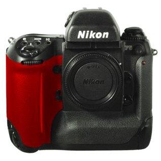 Nikon Onderdelen F5 Rubber bekleding Grip