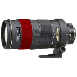 Nikon Onderdelen AF-S 80-200 f2.8 D scherpstel rubber