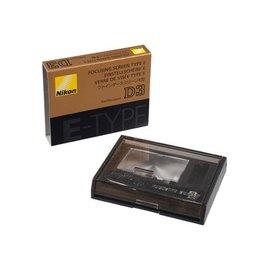 Nikon Accessoires Matglas type E D3