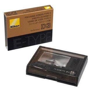 Nikon Accessoires Matglas voor de type E D3