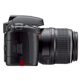 Nikon Onderdelen Rubber voedingsadapter zwart D40, D40X, D60