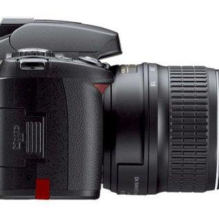 Nikon Onderdelen Rubber voedingsadapter zwart D40, D40X en de D60