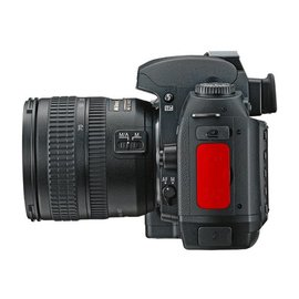 Nikon Onderdelen Rubber klepje video / voeding D70S