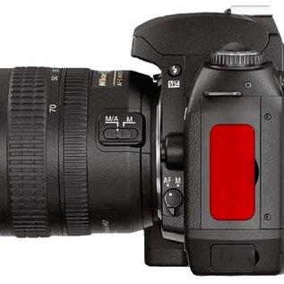 Nikon Onderdelen Rubber klepje video / voeding D70
