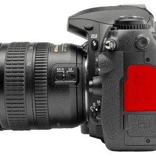 Nikon Onderdelen Rubber klepje video / voeding D200