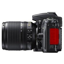 Nikon Onderdelen Rubber klepje video / voeding / USB D90