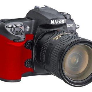 Nikon Onderdelen Rubber bekleding Grip rechts D200