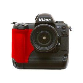 Nikon Onderdelen Rubber bekleding Grip  D1 en D1H