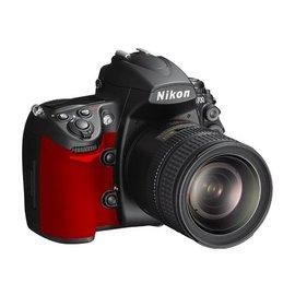 Nikon Onderdelen Rubber bekleding Grip D700