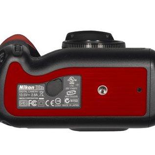 Nikon Onderdelen Rubber bekleding Bodem D2