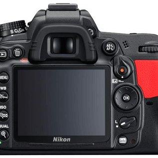 Nikon Onderdelen Rubber bekleding Achter D7000