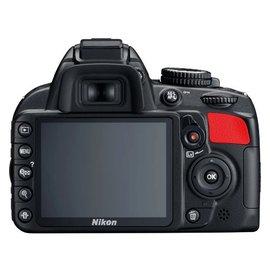 Nikon Onderdelen Rubber Achter D3100