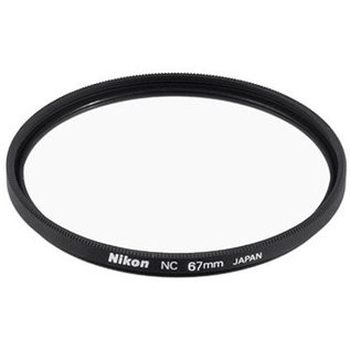 Nikon Accessoires Nikon Neutraal kleurfilter (NC) van 67mm