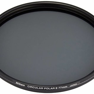 Nikon Accessoires Circulair polarisatiefilter II van 77mm