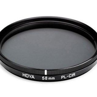 Non Nikon accessoires Hoya Polarisatie Circulair Filter 58mm