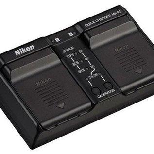 Nikon Accessoires MH-22 duo lader voor 2x EN-EL4a