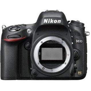Nikon Occasion: NIKON D610 (inclusief 12 maanden garantie)