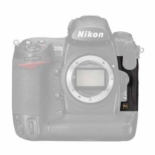 Nikon Onderdelen Rubber bekleding Links D3, D3S en D3X