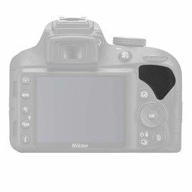 Nikon Onderdelen Rear Rubber D3300, D3400