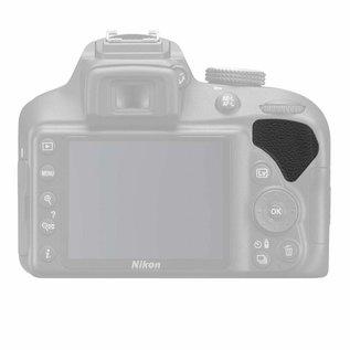 Nikon Onderdelen Rear Rubber D3300 en de D3400