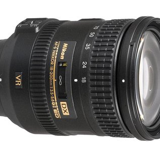 Nikon Occasion: AF-S 18-200/3.5-5.6G VR DX II (inclusief 12 maanden garantie)