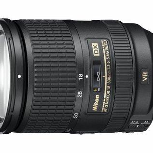 Nikon AF-S 18-300/3.5-5.6G DX VR demo (incl 6 maanden garantie)