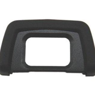 Nikon Accessoires DK-24 Standaard rubber oogschelp voor D3000 en D5000