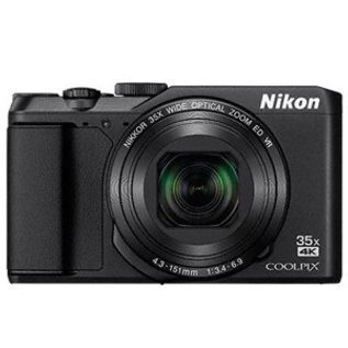 Nikon Coolpix A900 zwart occasion. Inclusief 12 maanden garantie