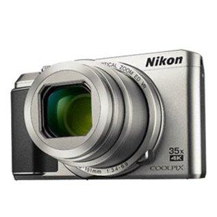 Nikon Occasion Coolpix A900 zilver (inclusief 12 maanden garantie)