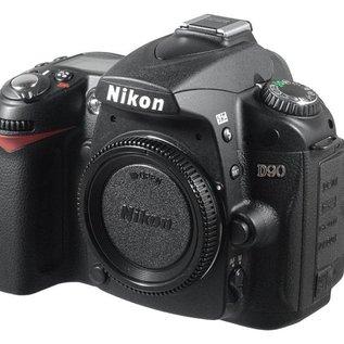 Nikon Occasion: Nikon D90 (inclusief 12 maanden garantie)