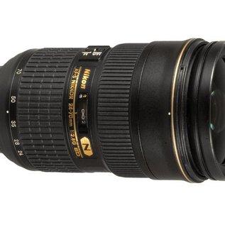 Nikon Occasion: AF-S 24-70/2.8G (inclusief 12 maanden garantie)