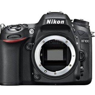 Nikon Occasion: Nikon D7100  (inlcusief 12 maanden garantie)