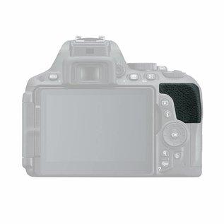 Nikon Onderdelen Rubber achter D5500 en D5600