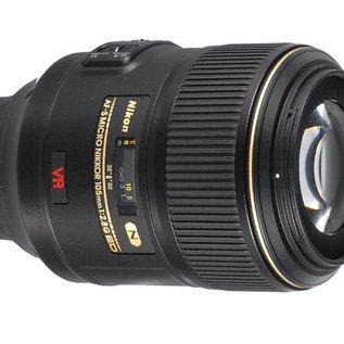 Nikon Occasion: AF-S Micro Nikkor 105mm 1:2.8 G ED (inclusief 12 maanden garantie)