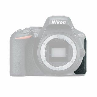 Nikon Onderdelen Rubber links D5500