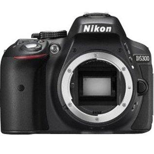 Nikon Occasion: D5300 (inclusief 12 maanden garantie)
