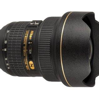 Nikon Occasion: AF-S 14-24/2.8 G ED  (inclusief 12 maanden garantie)