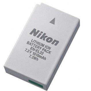 Nikon Accessoires Nikon EN-EL22 Lithium-ion batterij