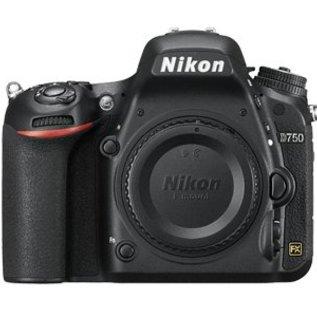Nikon Occasion: Nikon D750  (inlcusief 12 maanden garantie)