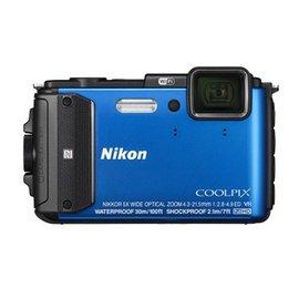 Nikon Occasion / Demo Coolpix AW130 blue