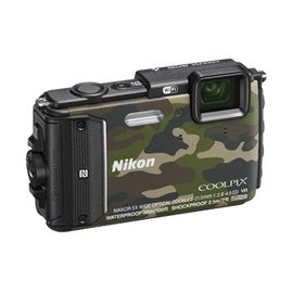 Nikon Occasion / Demo Coolpix AW130 camouflage