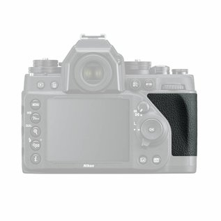 Nikon Onderdelen Rubber achter Nikon DF