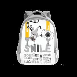 Nikon Accessoires Nikon rugtasje grijs voor de Coolpix W100
