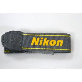 Nikon Accessoires Riem grijs met Nikon logo - tweedehands