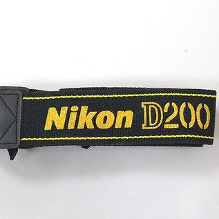 Nikon Accessoires Riem AN-D200 - tweedehands