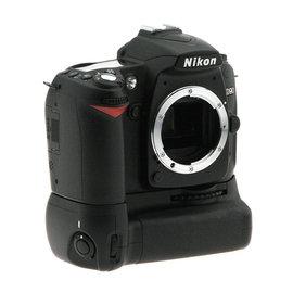 Nikon Occasion: D90 inclusief MB-D80 grip