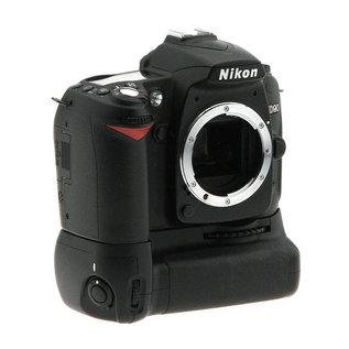 Nikon Occasion: D90 inclusief MB-D80 grip (inclusief 12 maanden garantie)
